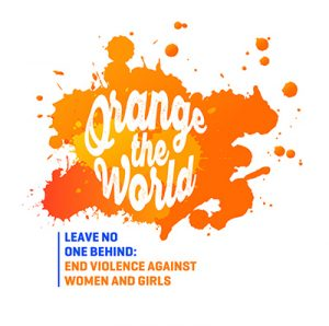 16 days of activism - Orange the World