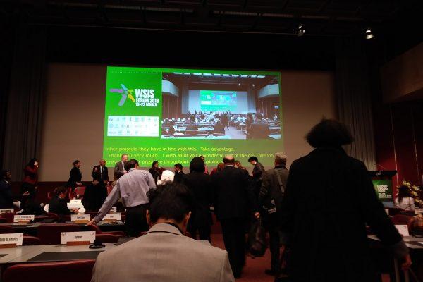 WSIS plenary