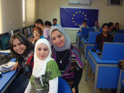 Erbil workshop with the EU
