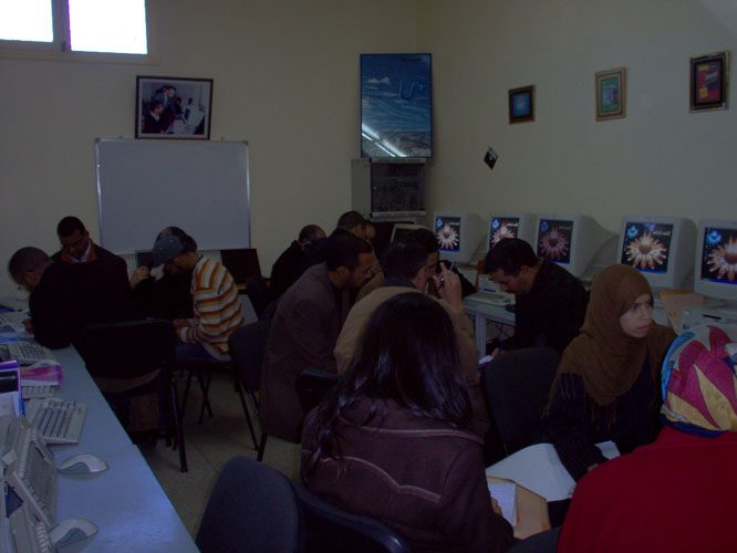 Participants in the Rabat Workshops