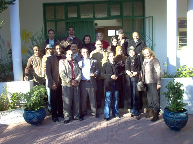 Participant's group picture