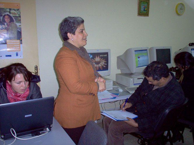 Jamila Sayouri - Rabat Workshops