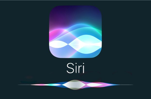 Siri voice assistant