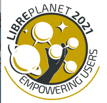 Libre planet logo